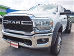 2020 Ram 5500 Crew Cab DRW 4x4, CM Truck Beds SK Model Flatbed #TG105246 - photo 3