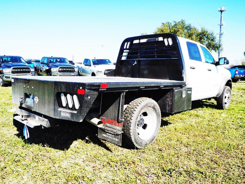 2020 Ram 4500 Crew Cab DRW 4x4, CM Truck Beds Platform Body #TG105443 - photo 1