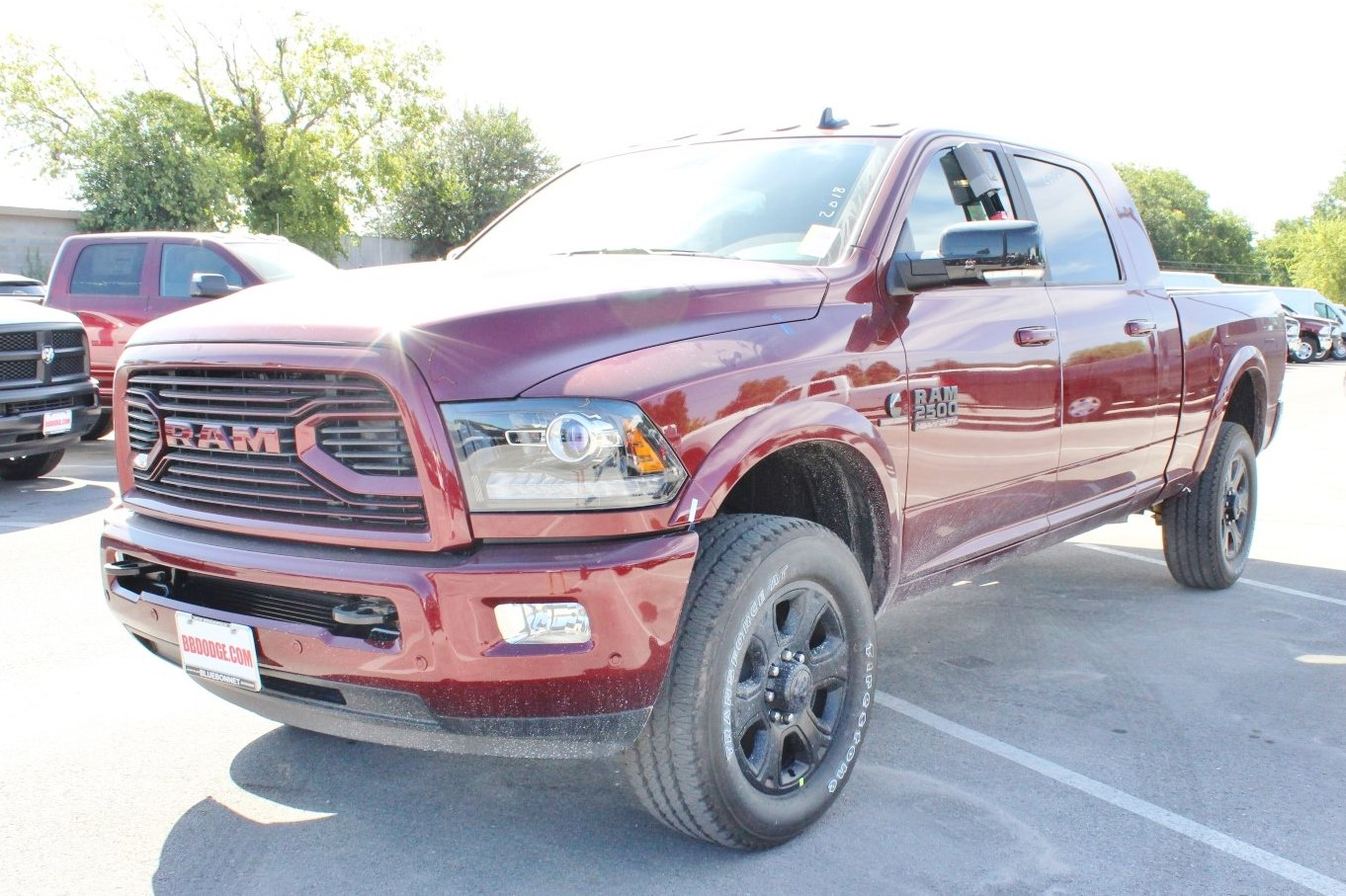 2018 Ram 2500 Mega Cab 4x4, Pickup #TG105594 - photo 3