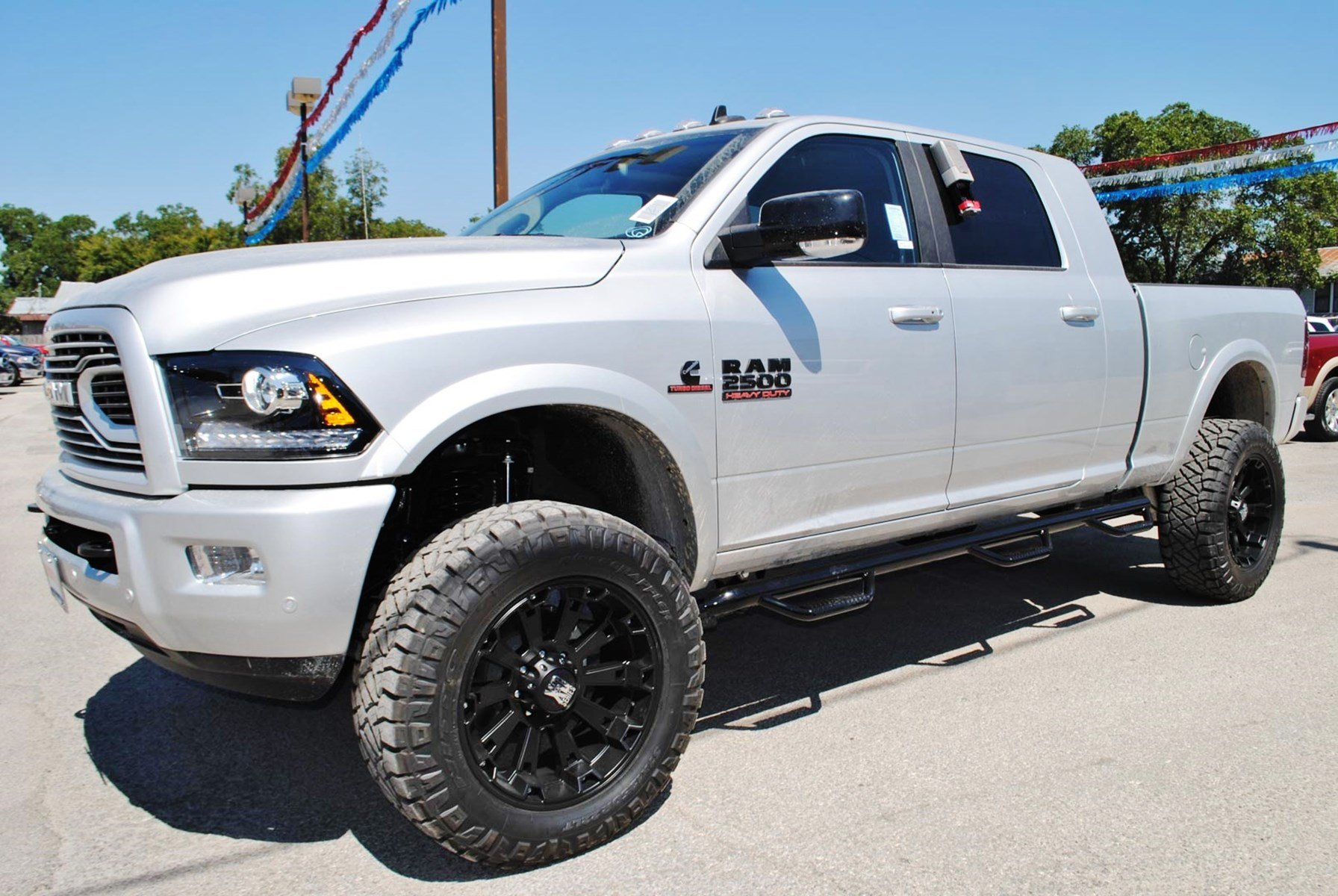 2018 Ram 2500 Mega Cab 4x4, Pickup #TG105595 - photo 3