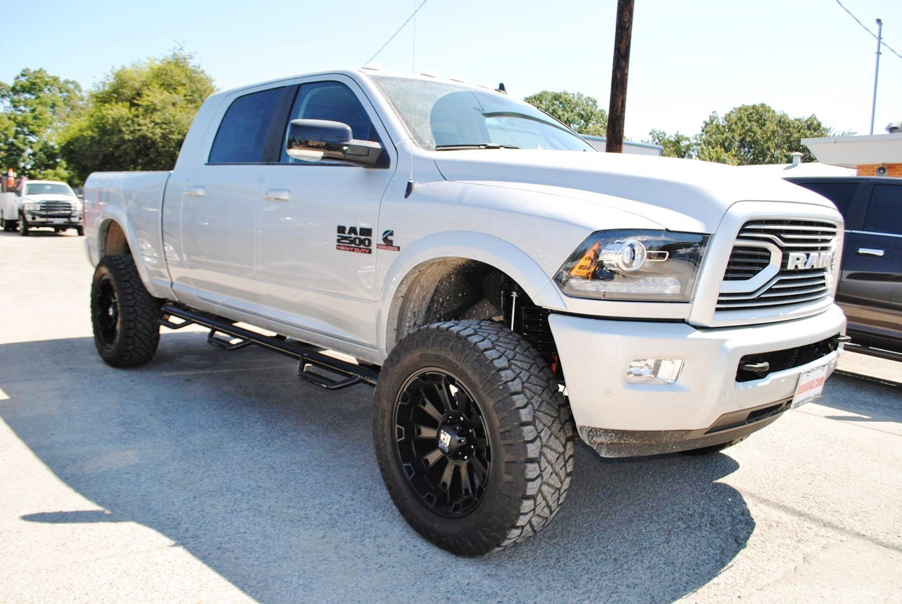2018 Ram 2500 Mega Cab 4x4, Pickup #TG105595 - photo 5