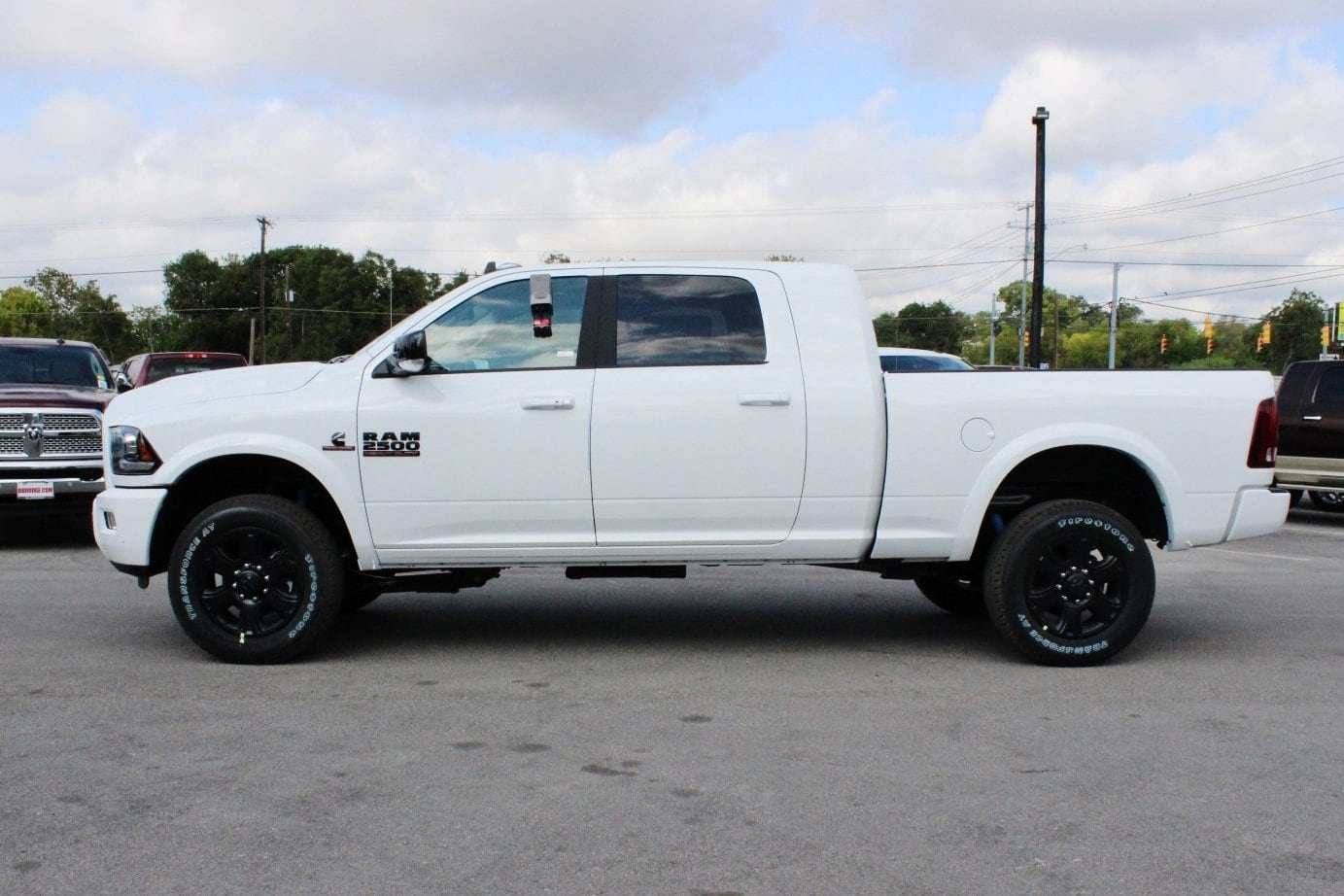 2018 Ram 2500 Mega Cab 4x4, Pickup #TG105596 - photo 3