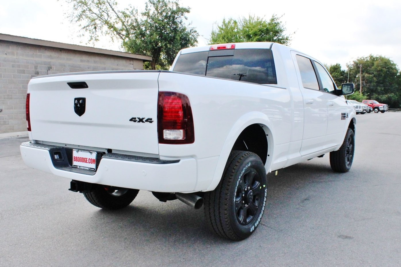 2018 Ram 2500 Mega Cab 4x4, Pickup #TG105596 - photo 2