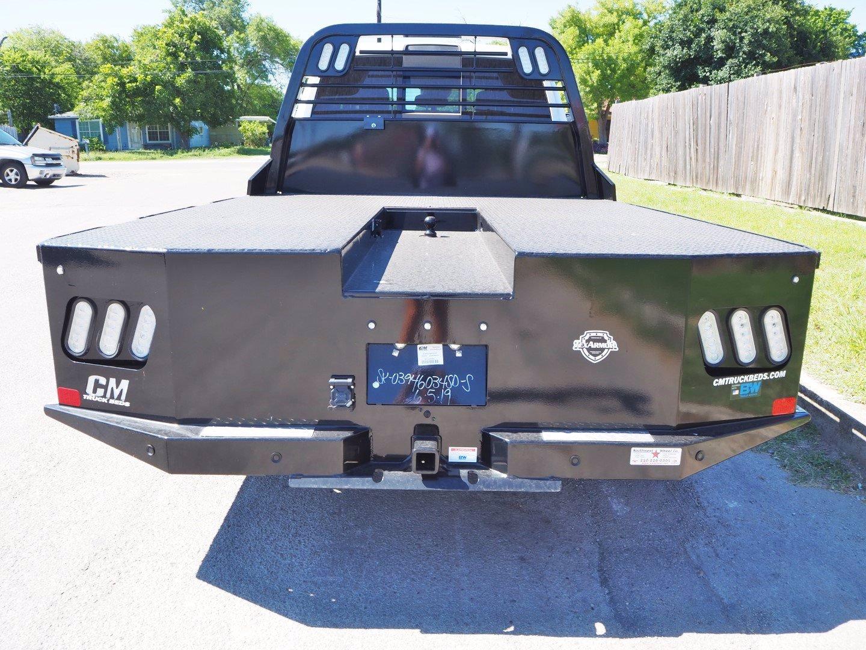 2020 Ram 3500 Crew Cab DRW 4x4, CM Truck Beds SK Model Flatbed #TG110405 - photo 17