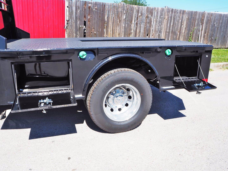 2020 Ram 3500 Crew Cab DRW 4x4, CM Truck Beds SK Model Flatbed #TG110405 - photo 18