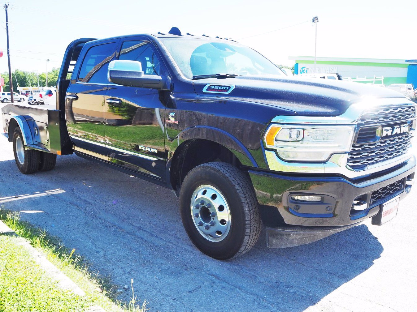 2020 Ram 3500 Crew Cab DRW 4x4, CM Truck Beds Hauler Body #TG110407 - photo 1