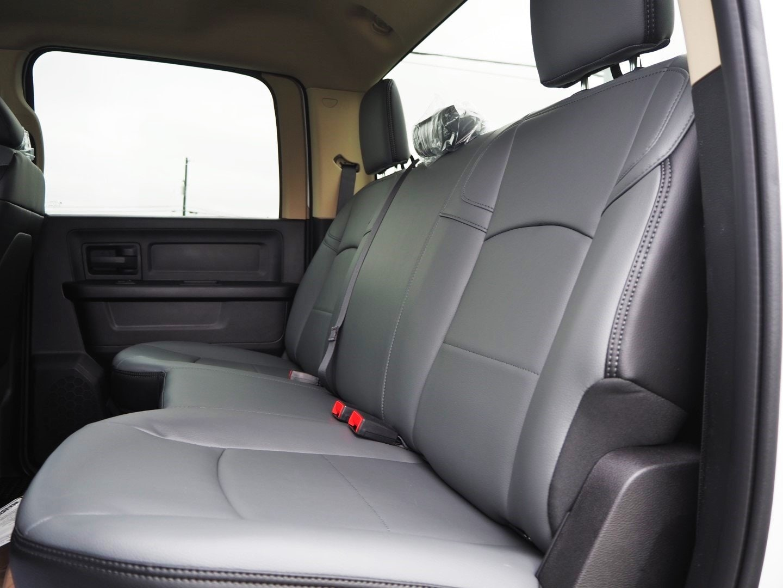 2020 Ram 5500 Crew Cab DRW 4x4, CM Truck Beds SK Model Flatbed #TG119712 - photo 8
