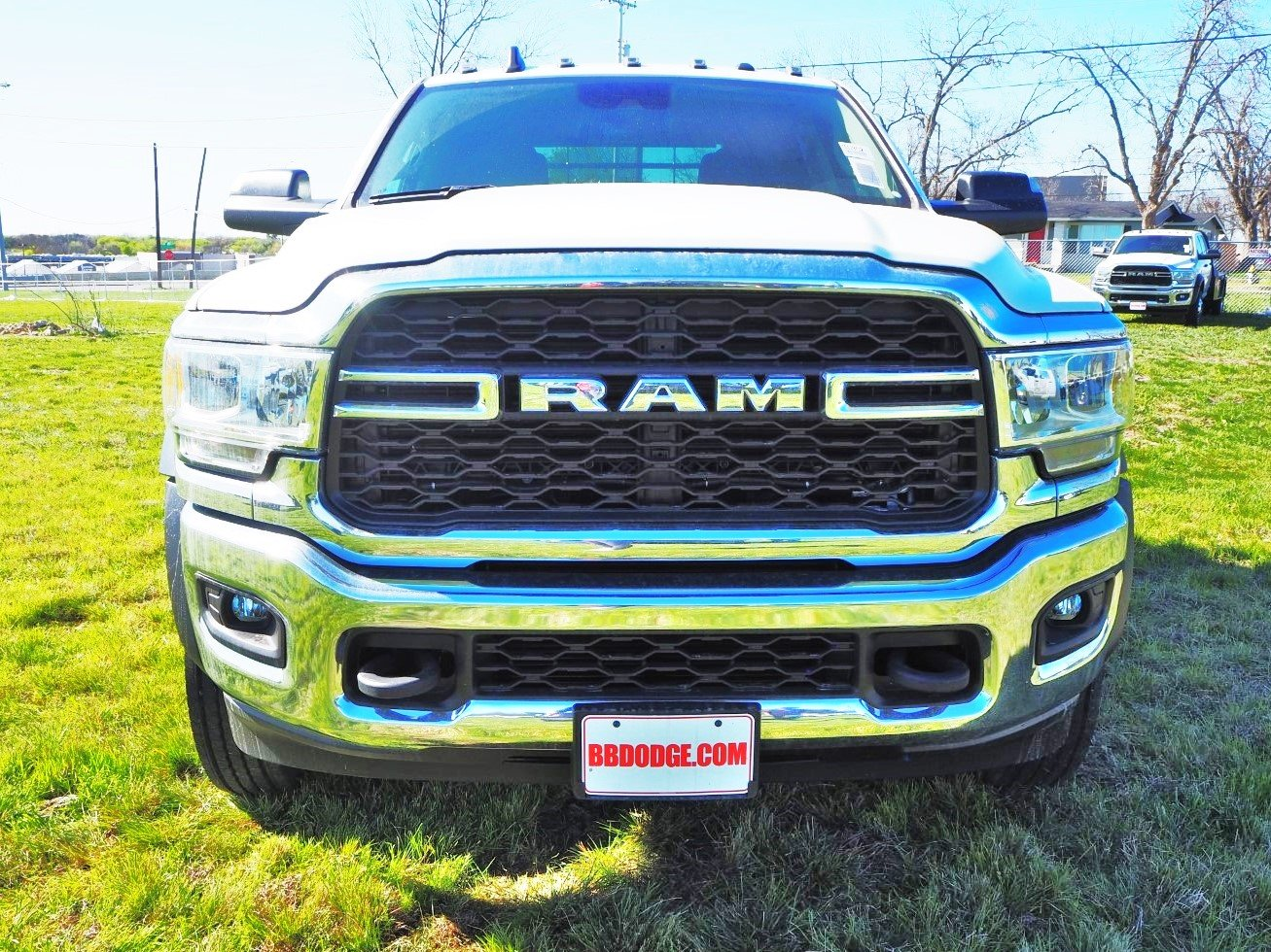 2020 Ram 5500 Crew Cab DRW 4x4, CM Truck Beds SK Model Flatbed #TG119712 - photo 16