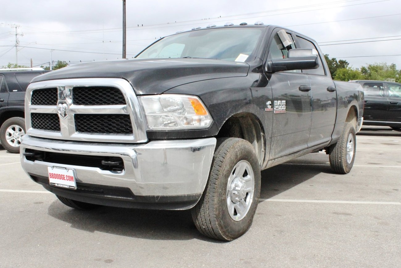 2018 Ram 2500 Crew Cab 4x4, Pickup #TG119846 - photo 1