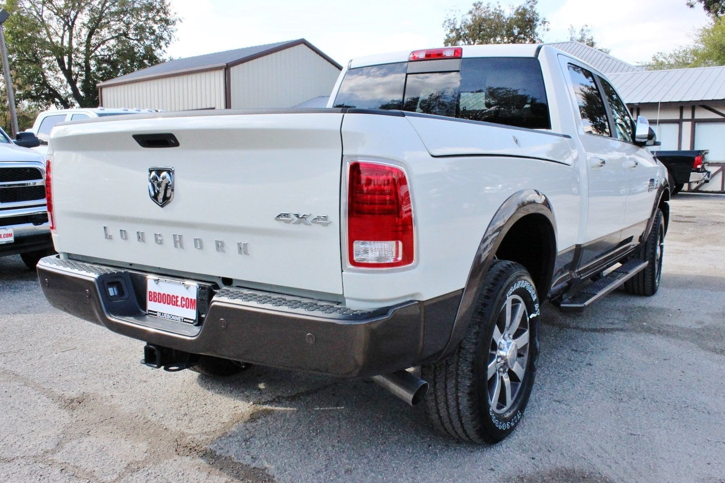 2018 Ram 2500 Crew Cab 4x4 Pickup #TG121889 - photo 2