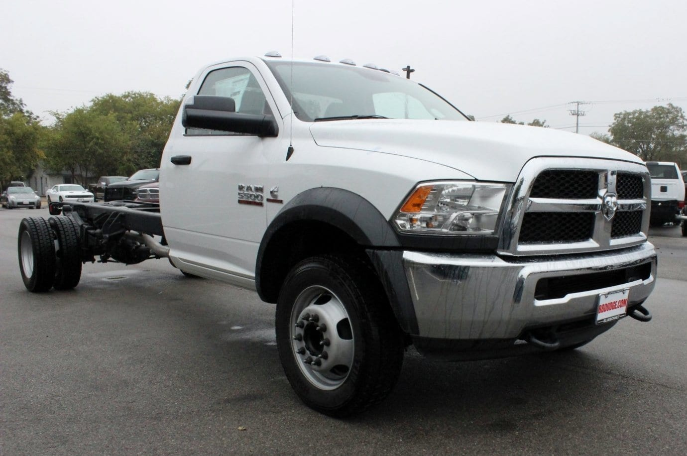 2018 Ram 5500 Regular Cab DRW Cab Chassis #TG128756 - photo 5