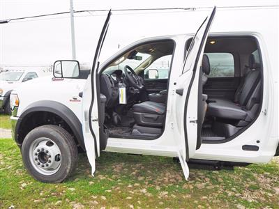 2020 Ram 5500 Crew Cab DRW 4x4, Reading Master Mechanic HD Crane Service Body #TG130027 - photo 20