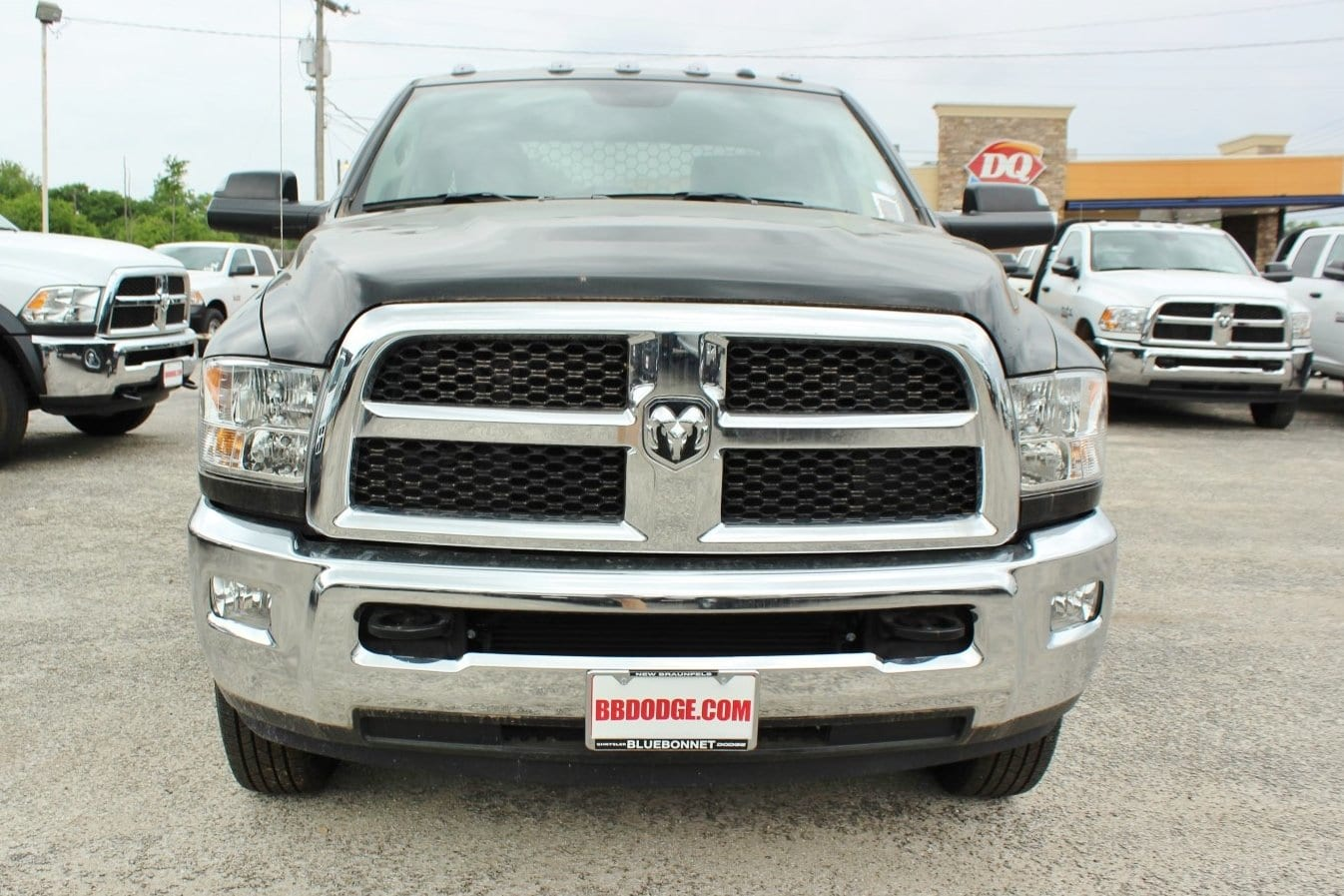 2018 Ram 3500 Crew Cab DRW 4x4,  Flatbed #TG134247 - photo 14