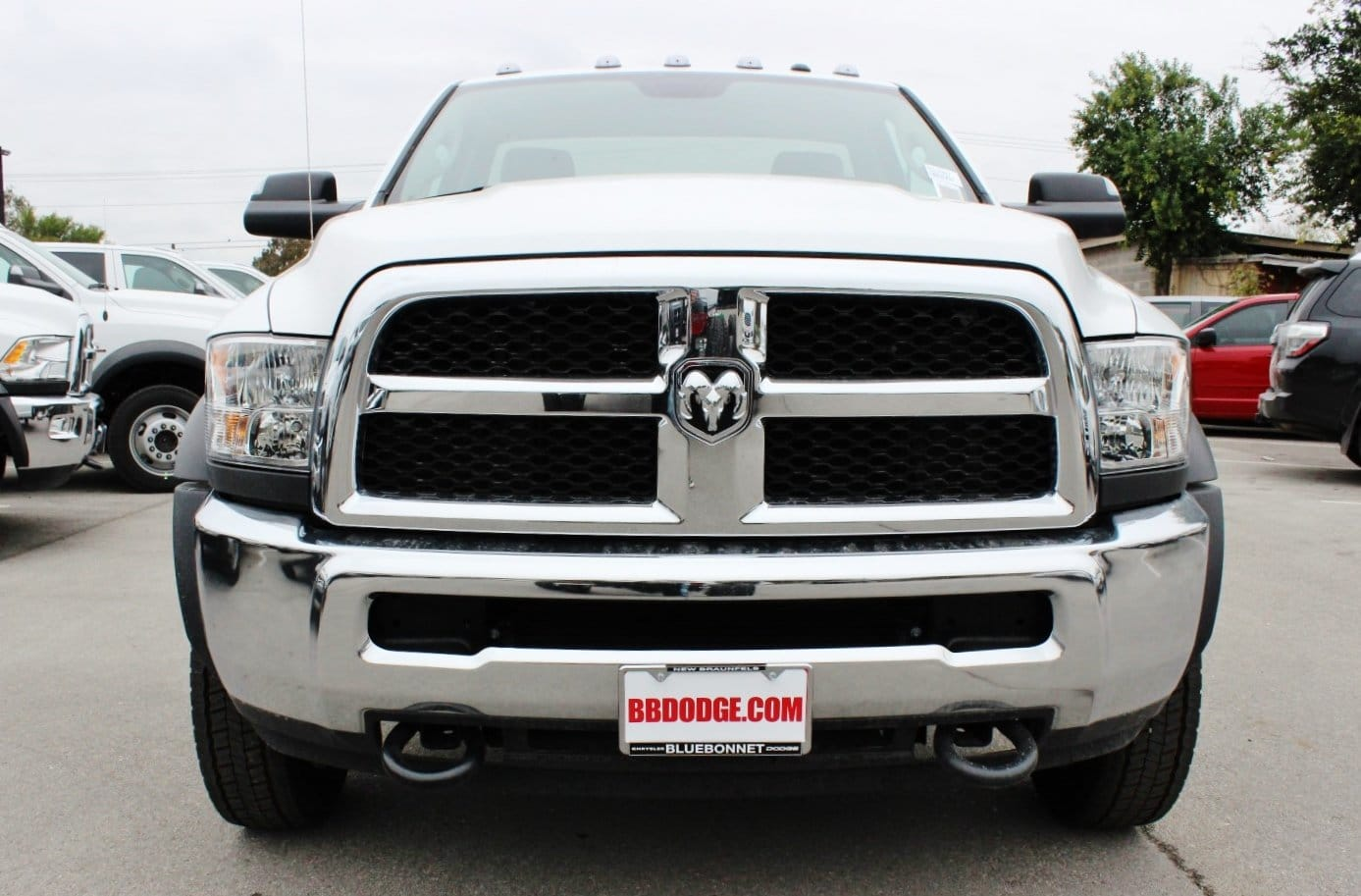 2018 Ram 5500 Regular Cab DRW Cab Chassis #TG137417 - photo 5
