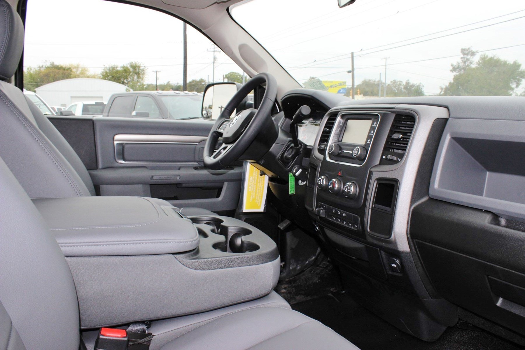 2018 Ram 5500 Regular Cab DRW Cab Chassis #TG137418 - photo 8