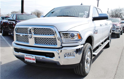 2018 Ram 2500 Mega Cab 4x4, Pickup #TG142926 - photo 3