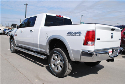 2018 Ram 2500 Mega Cab 4x4, Pickup #TG142926 - photo 2