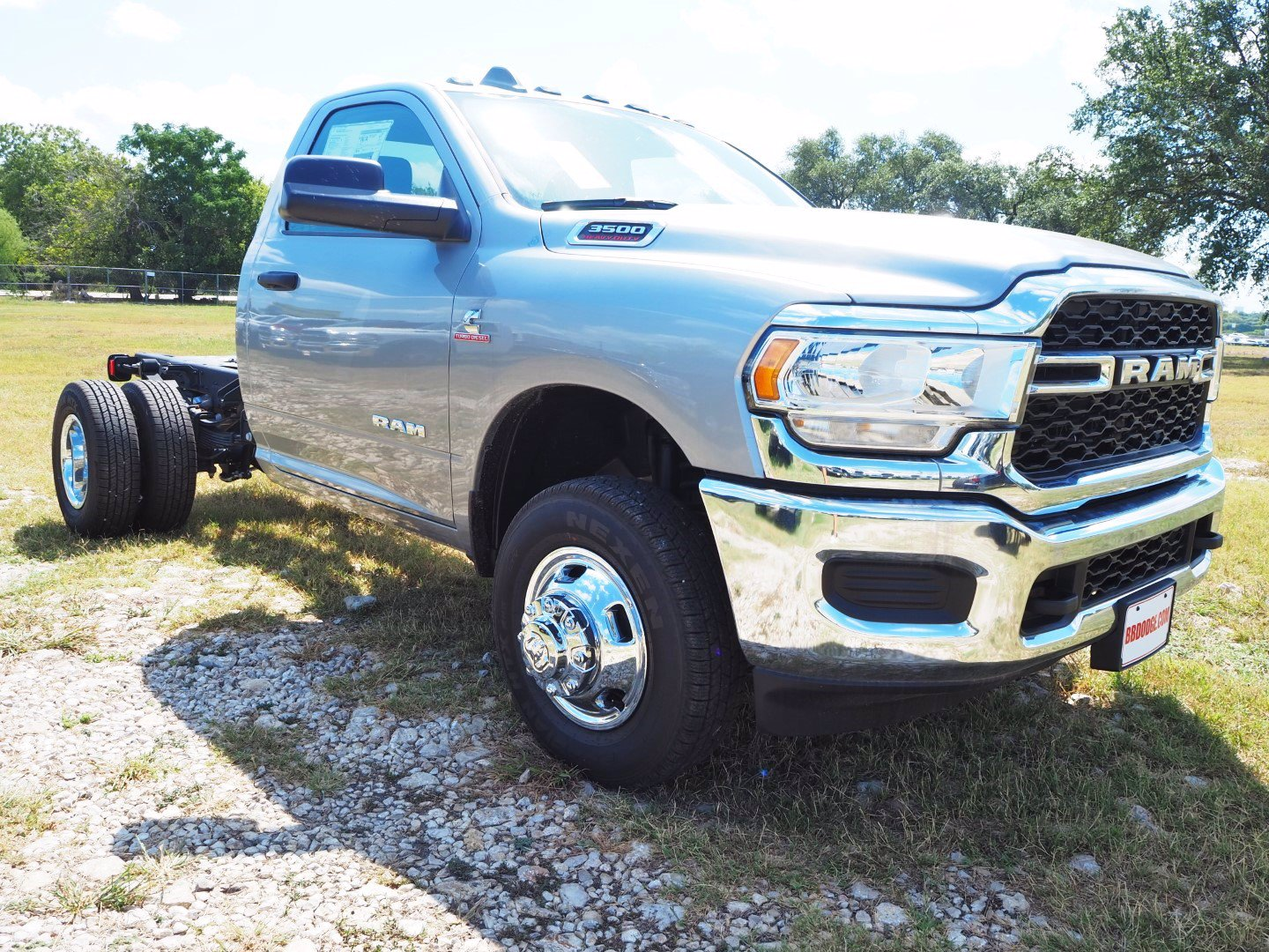 2020 Ram 3500 Regular Cab DRW 4x2, Cab Chassis #TG144986 - photo 1