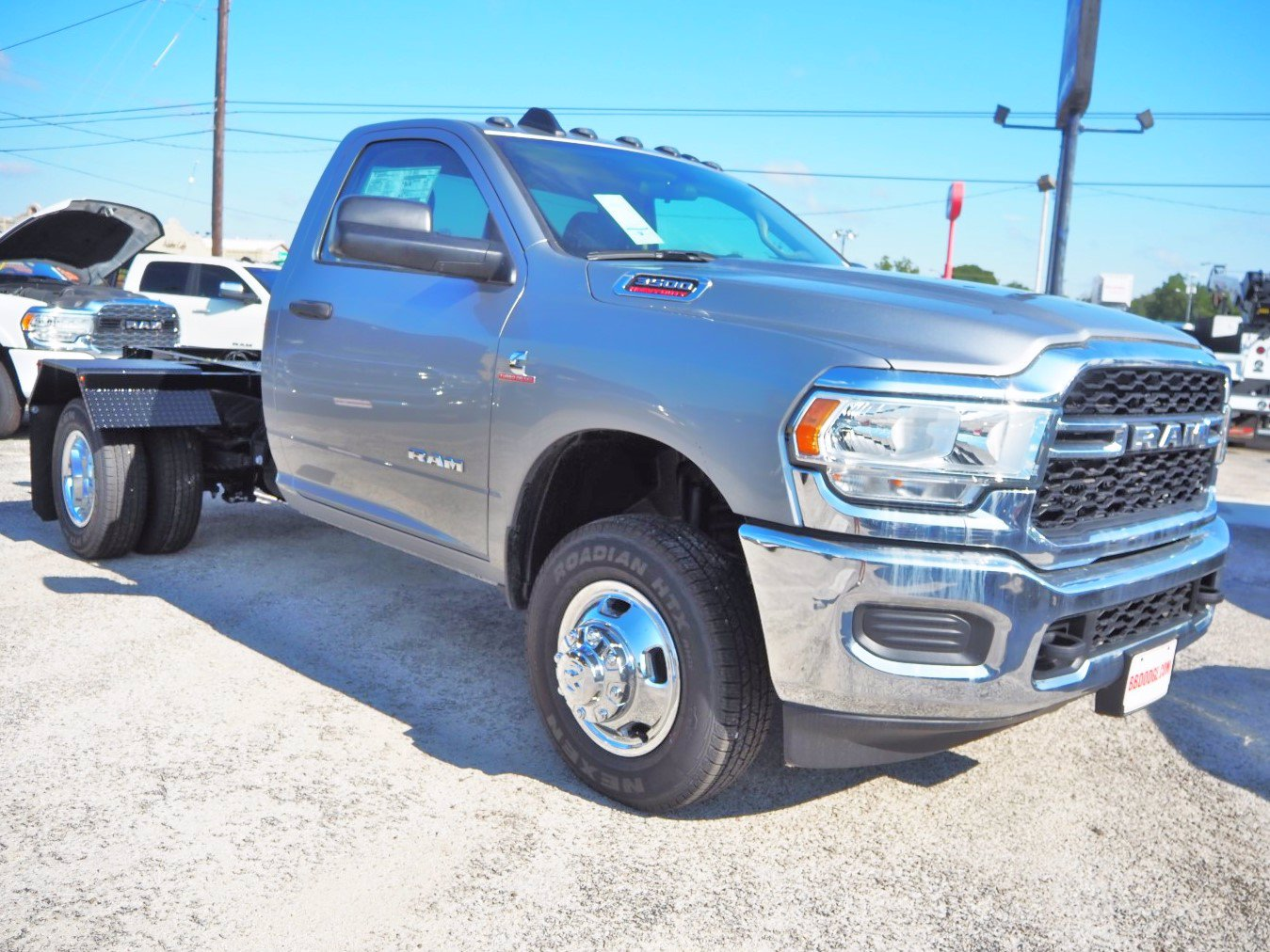 2020 Ram 3500 Regular Cab DRW 4x2, Cab Chassis #TG144987 - photo 1