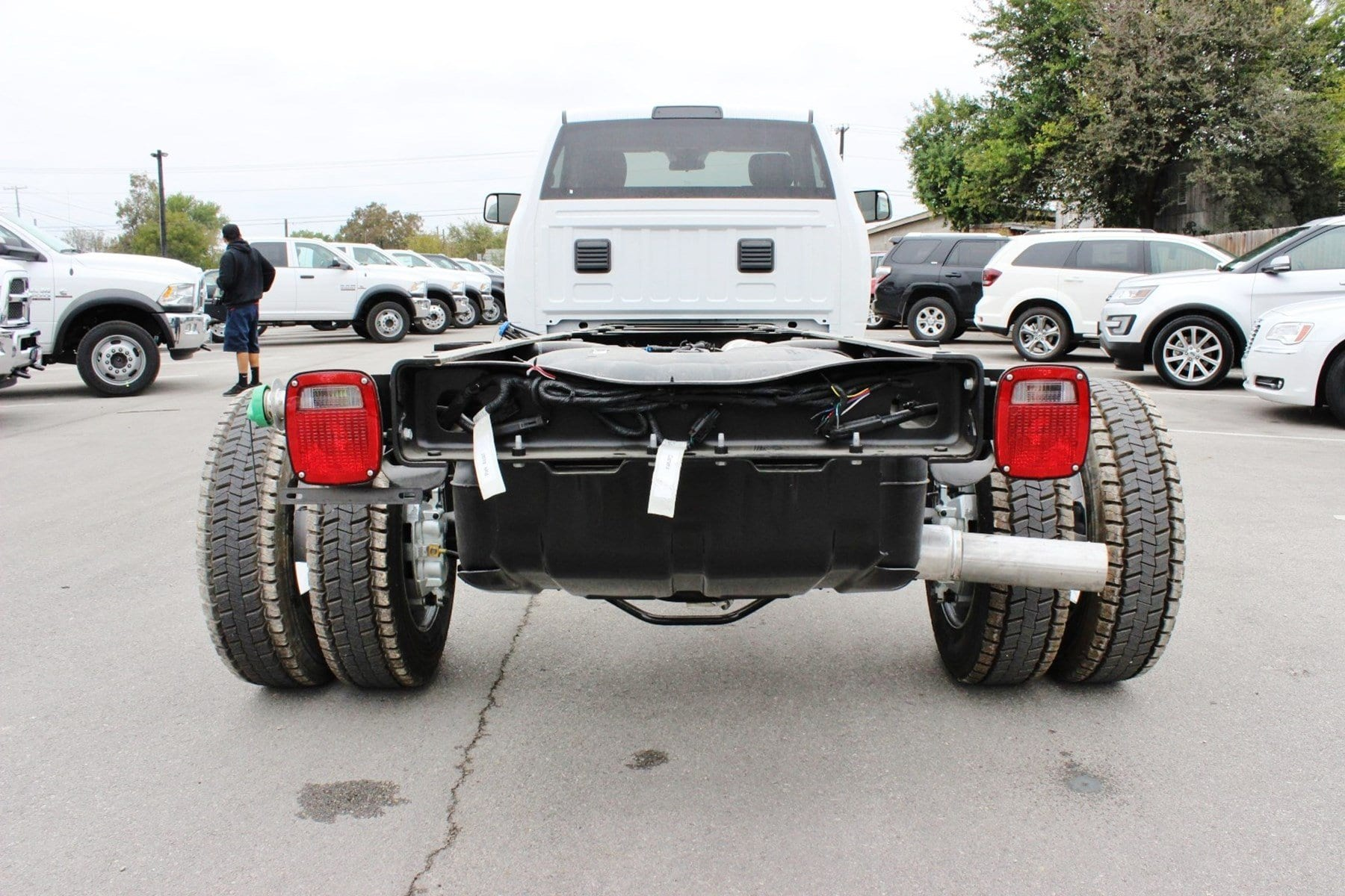 2018 Ram 5500 Regular Cab DRW Cab Chassis #TG145803 - photo 2