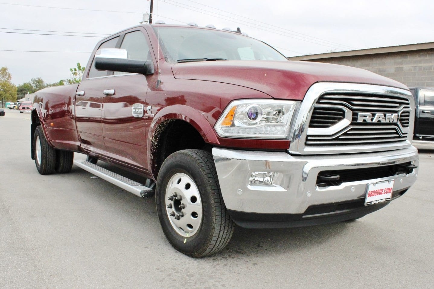 2018 Ram 3500 Crew Cab DRW 4x4, Pickup #TG146918 - photo 1