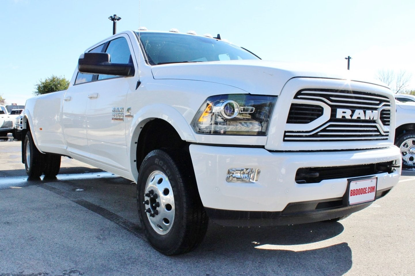 2018 Ram 3500 Crew Cab DRW 4x4,  Pickup #TG152909 - photo 5