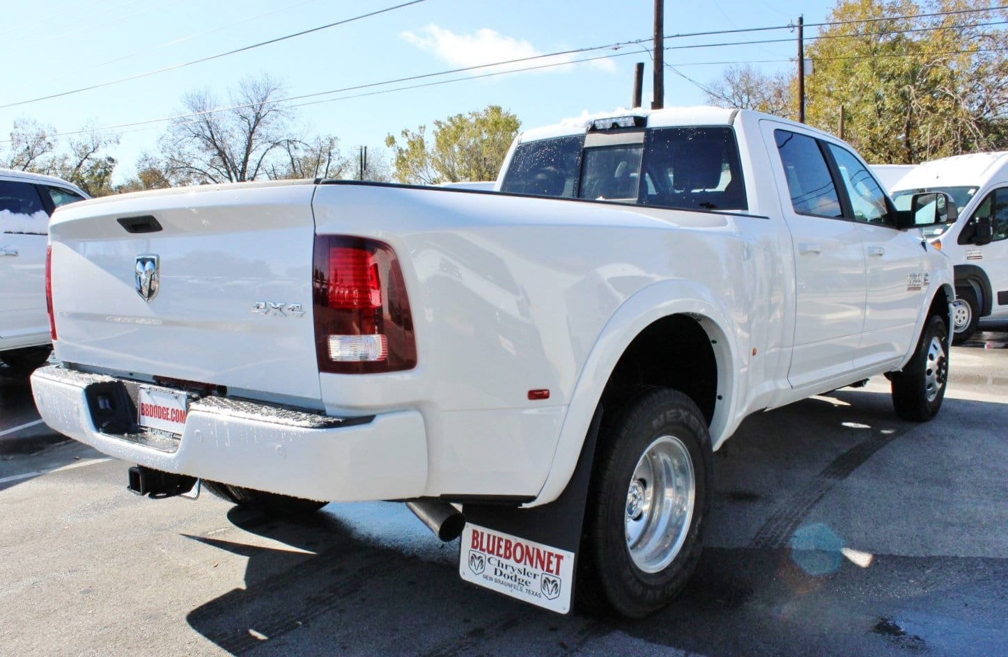 2018 Ram 3500 Crew Cab DRW 4x4,  Pickup #TG152909 - photo 2