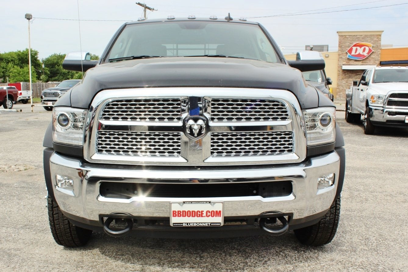 2018 Ram 4500 Crew Cab DRW 4x4,  Hauler Body #TG157775 - photo 5