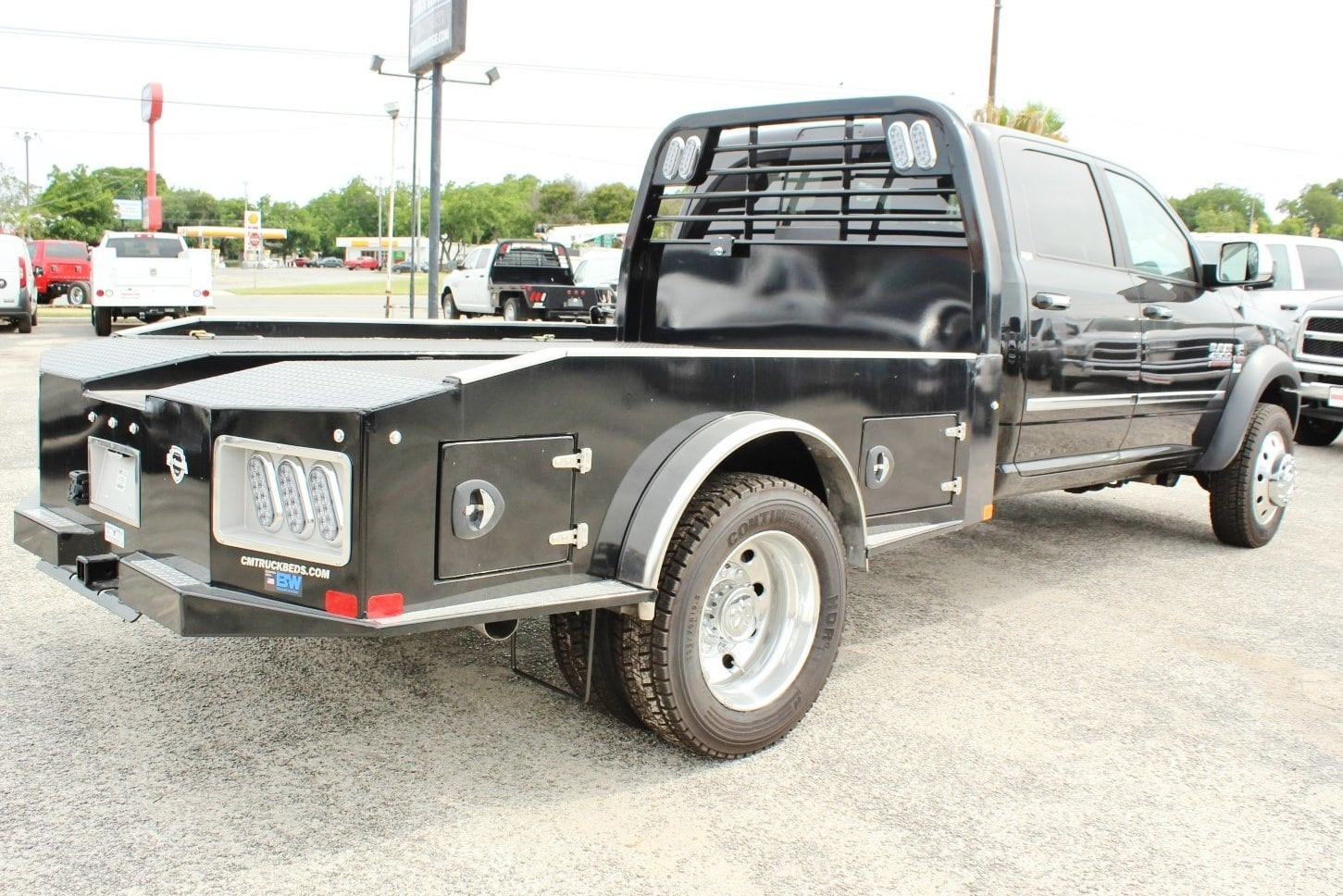 2018 Ram 4500 Crew Cab DRW 4x4,  Hauler Body #TG157775 - photo 2