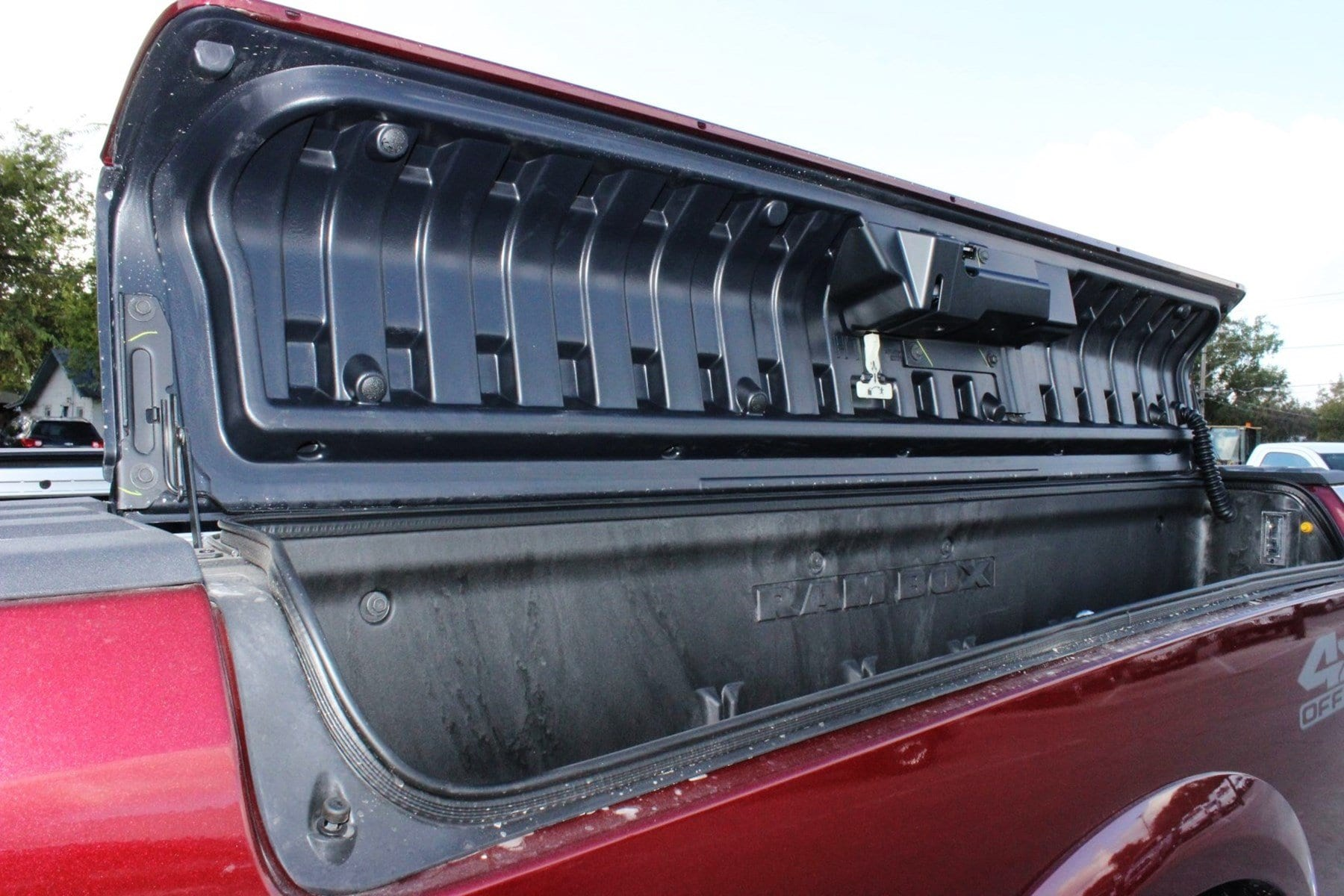 2018 Ram 2500 Mega Cab 4x4,  Pickup #TG160327 - photo 12