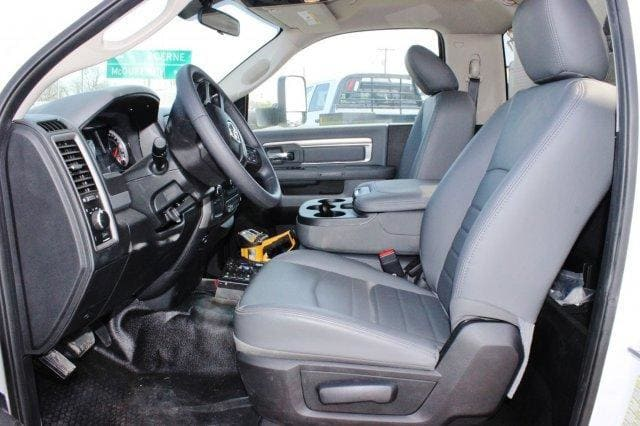 2018 Ram 5500 Regular Cab DRW 4x4, Service Body #TG173213 - photo 9