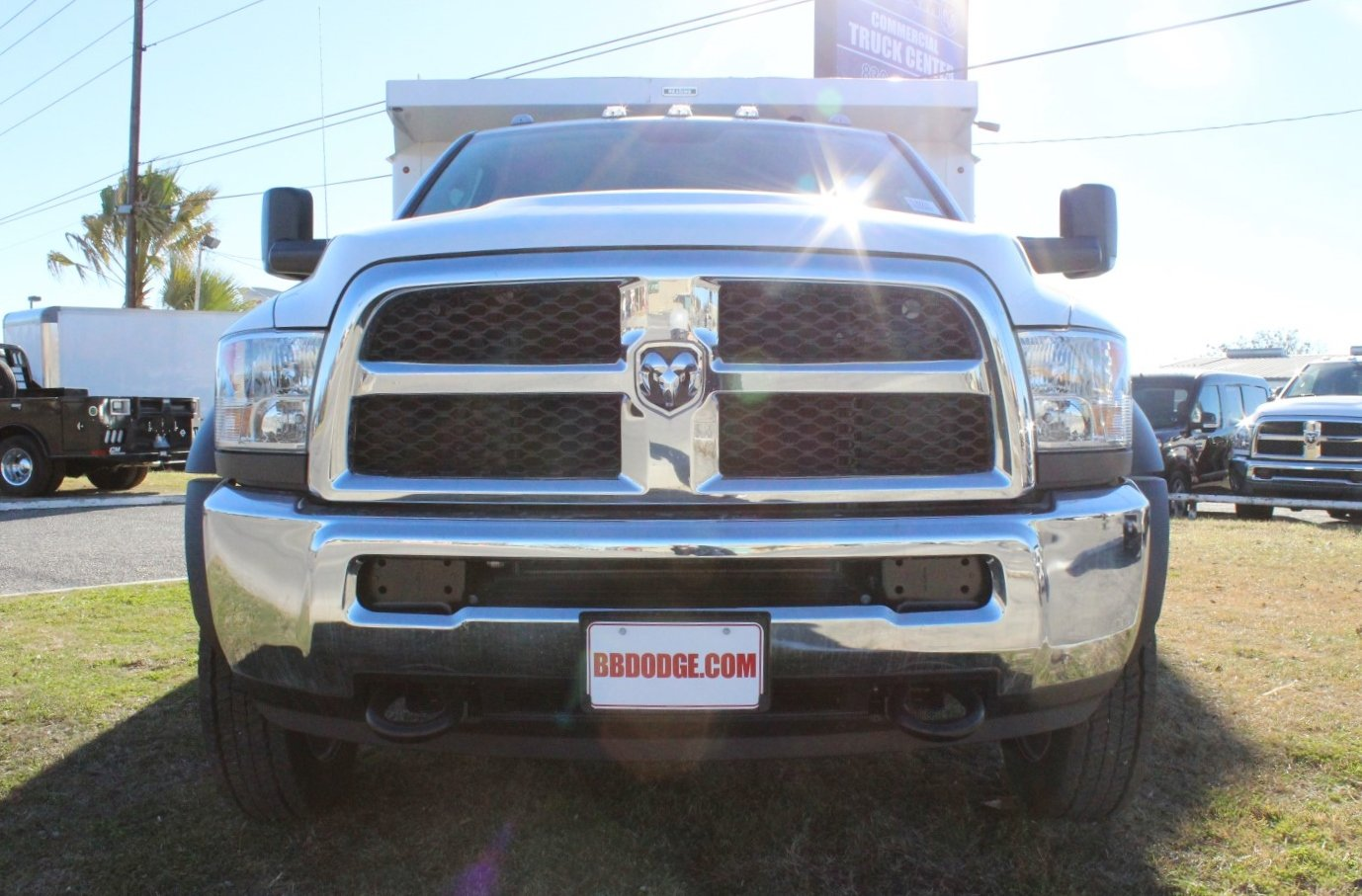 2018 Ram 5500 Regular Cab DRW 4x4, Dump Body #TG182233 - photo 13