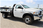 2018 Ram 5500 Regular Cab DRW 4x4, Flatbed #TG185443 - photo 1