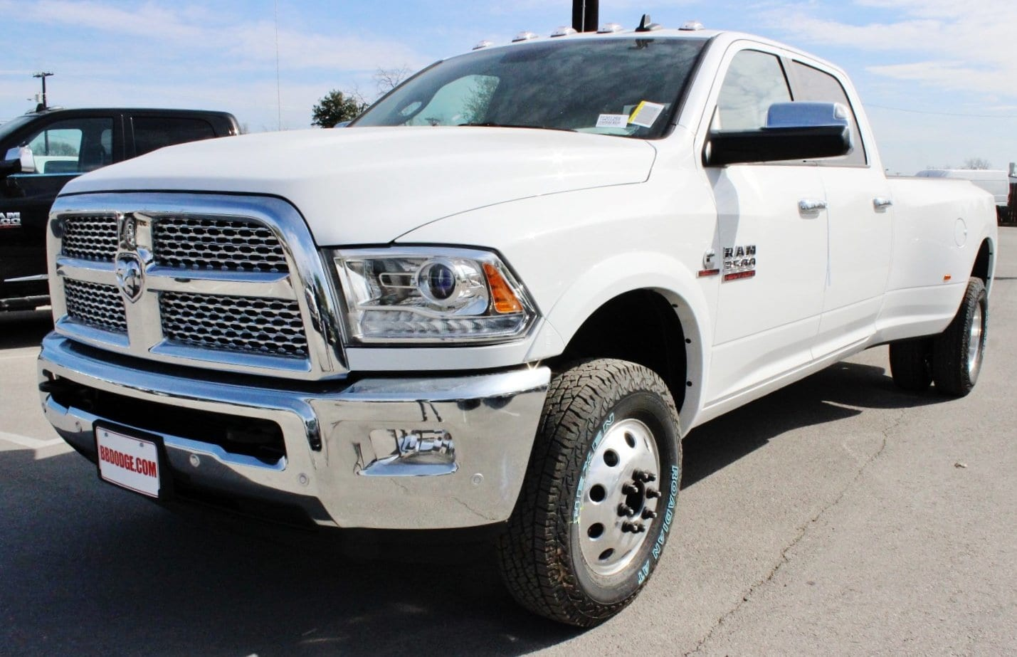 2018 Ram 3500 Crew Cab DRW 4x4,  Pickup #TG201259 - photo 1