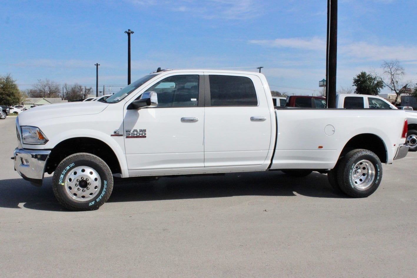 2018 Ram 3500 Crew Cab DRW 4x4,  Pickup #TG201259 - photo 3
