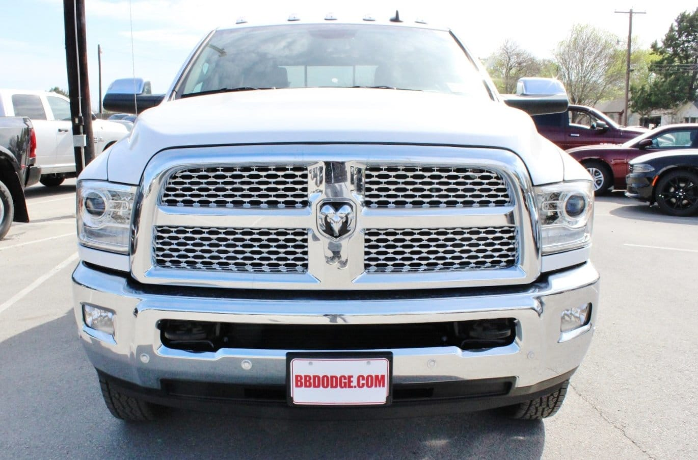 2018 Ram 3500 Crew Cab DRW 4x4,  Pickup #TG201259 - photo 4