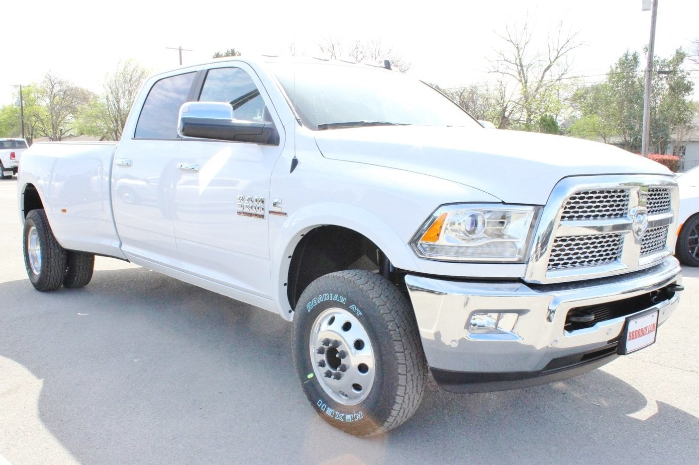 2018 Ram 3500 Crew Cab DRW 4x4,  Pickup #TG201259 - photo 5