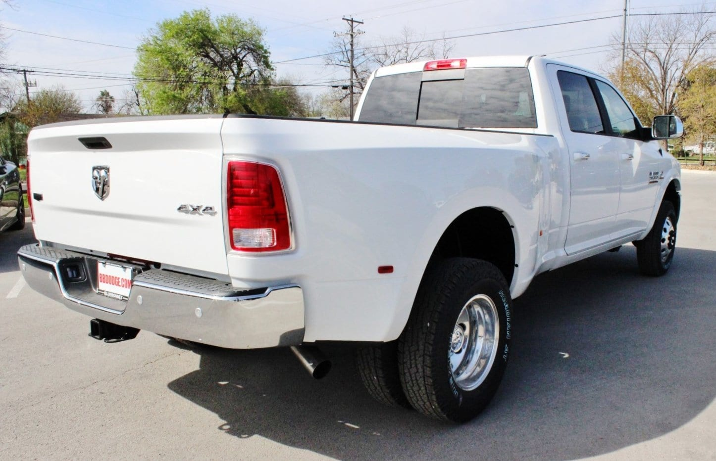 2018 Ram 3500 Crew Cab DRW 4x4,  Pickup #TG201259 - photo 2