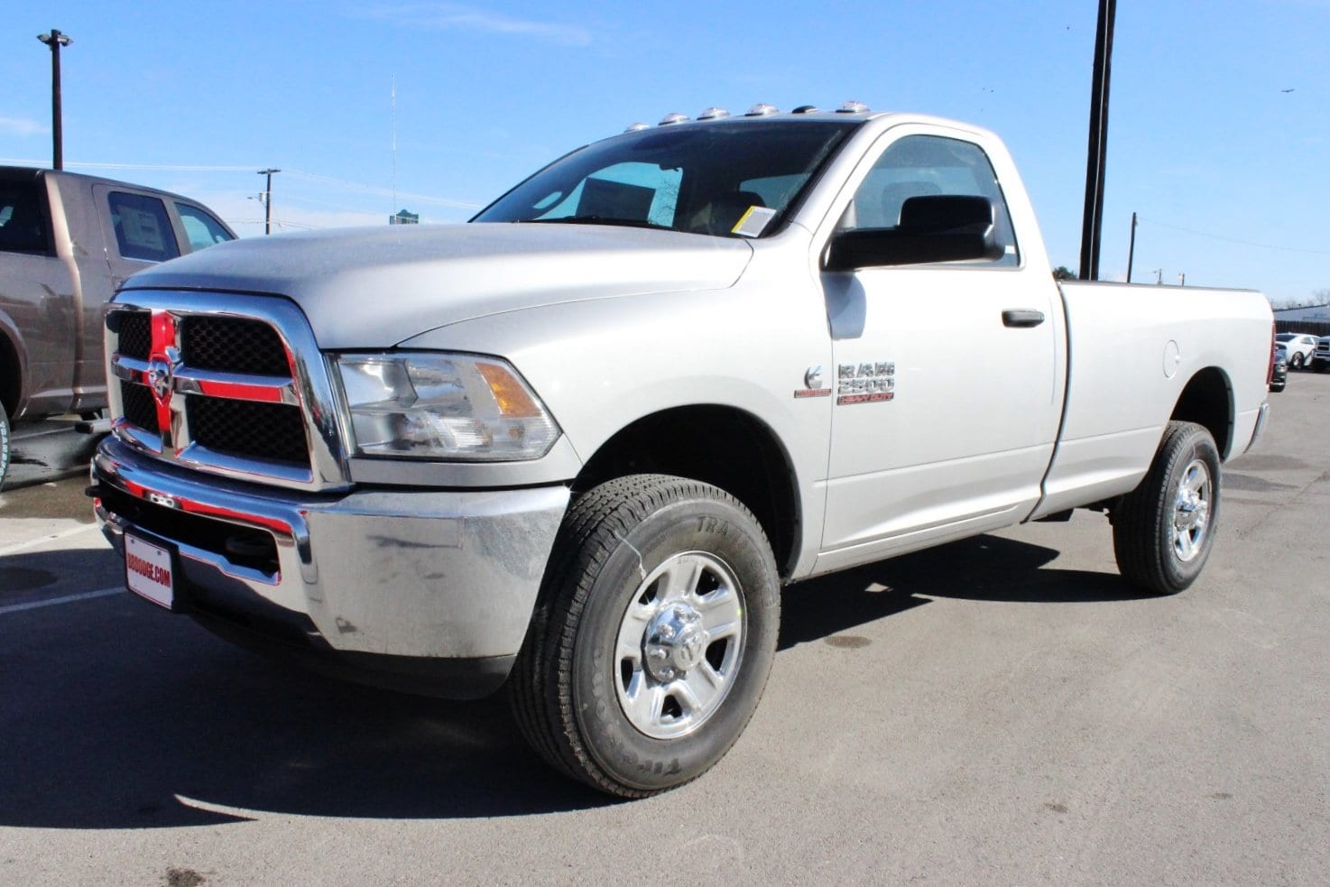 2018 Ram 2500 Regular Cab 4x4,  Pickup #TG211304 - photo 3