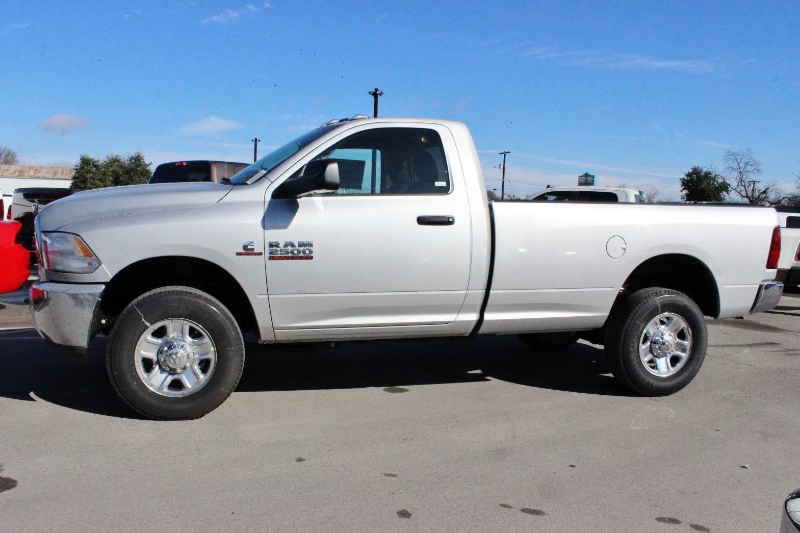 2018 Ram 2500 Regular Cab 4x4,  Pickup #TG211304 - photo 4