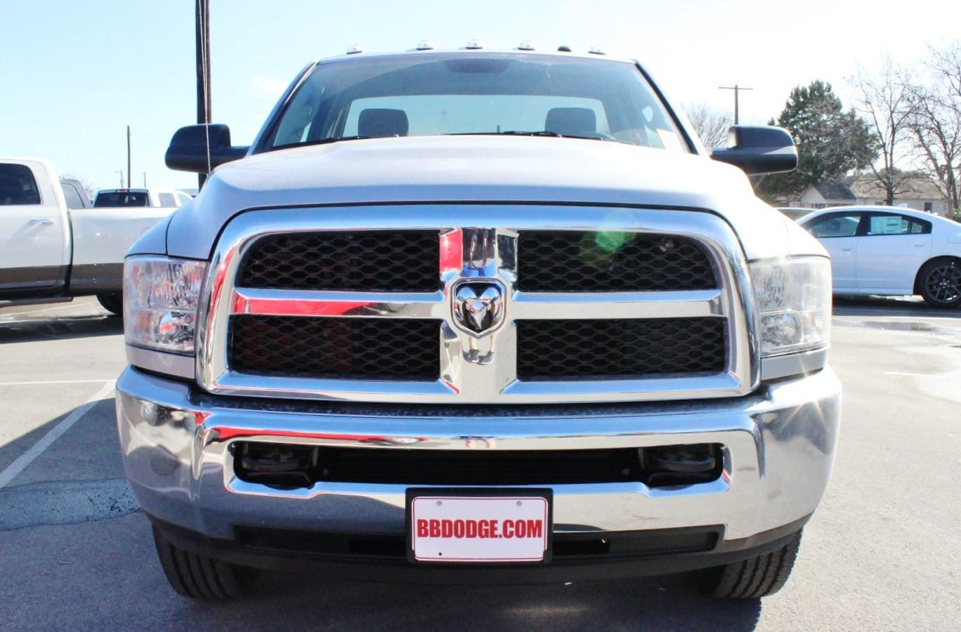 2018 Ram 2500 Regular Cab 4x4,  Pickup #TG211304 - photo 5