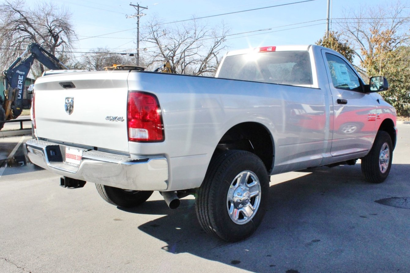 2018 Ram 2500 Regular Cab 4x4,  Pickup #TG211304 - photo 2