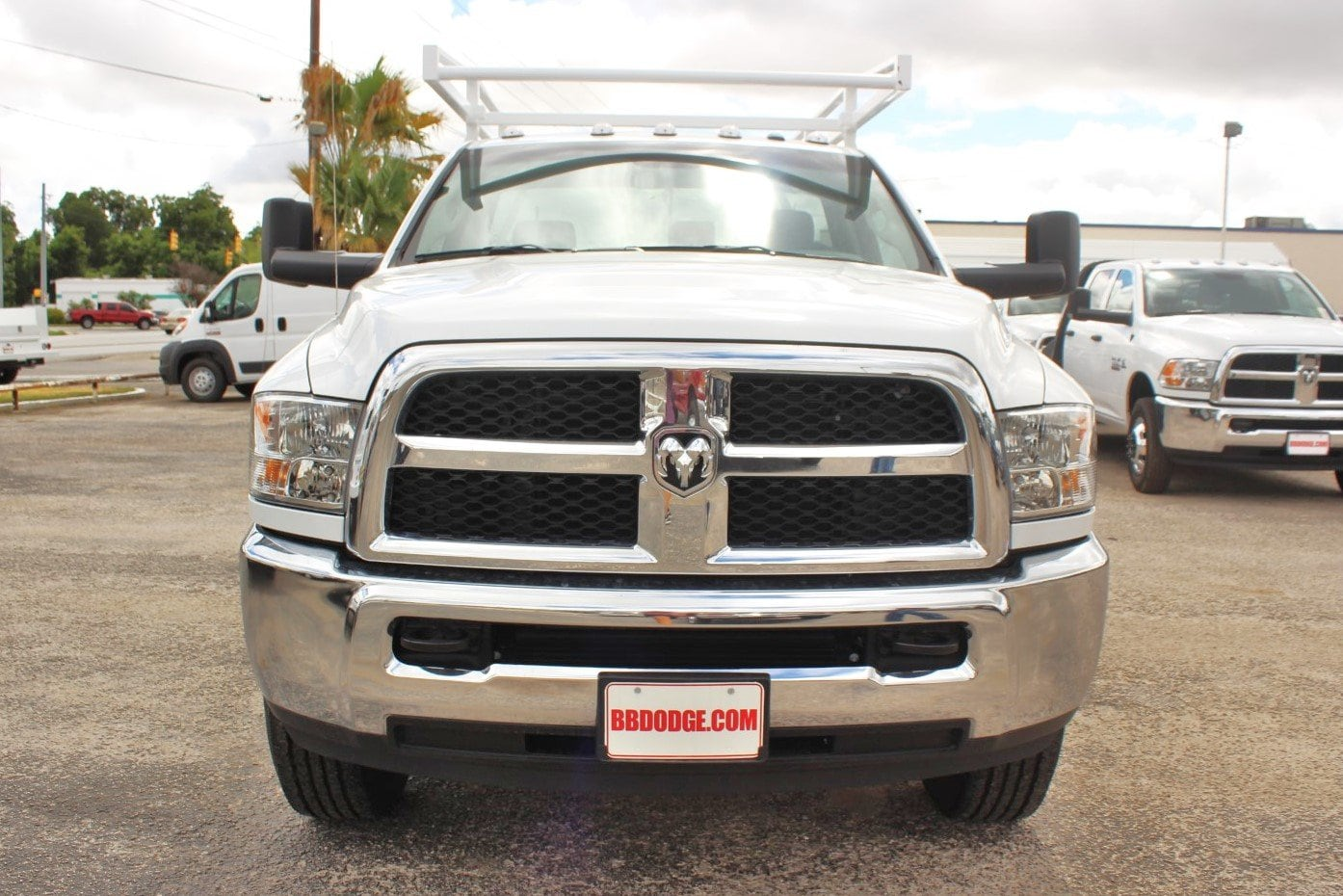 2018 Ram 2500 Regular Cab 4x4,  Harbor Service Body #TG211305 - photo 5