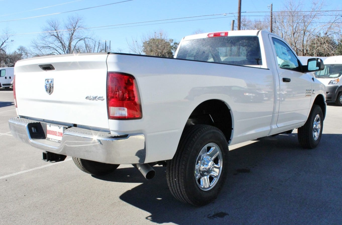 2018 Ram 2500 Regular Cab 4x4,  Pickup #TG211307 - photo 2