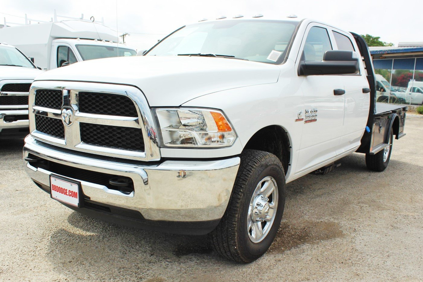 2018 Ram 3500 Crew Cab 4x4,  Hauler Body #TG215140 - photo 3