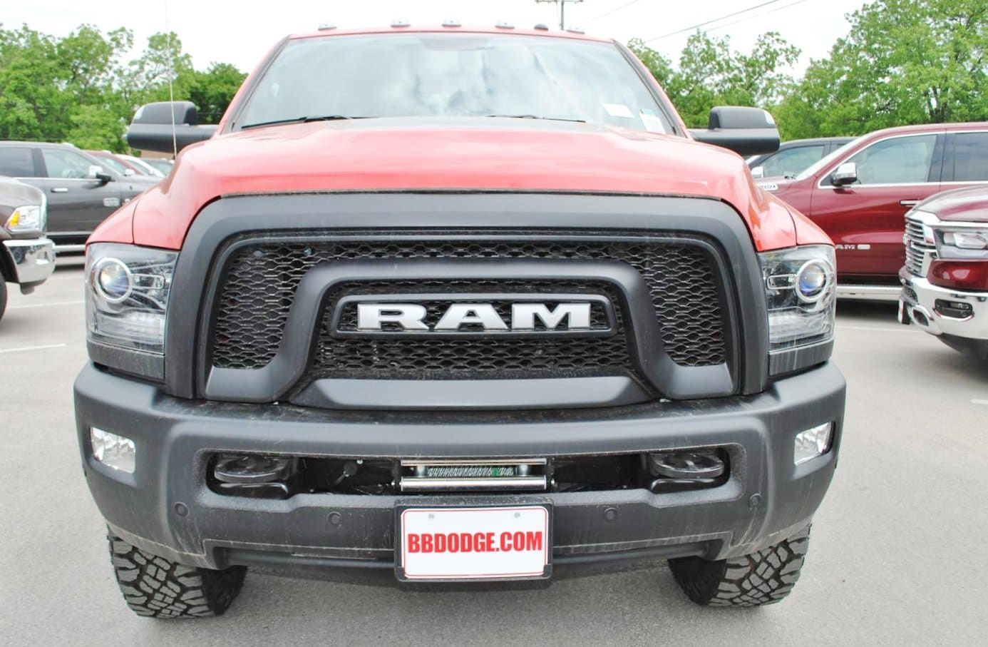 2018 Ram 2500 Crew Cab 4x4,  Pickup #TG217825 - photo 4