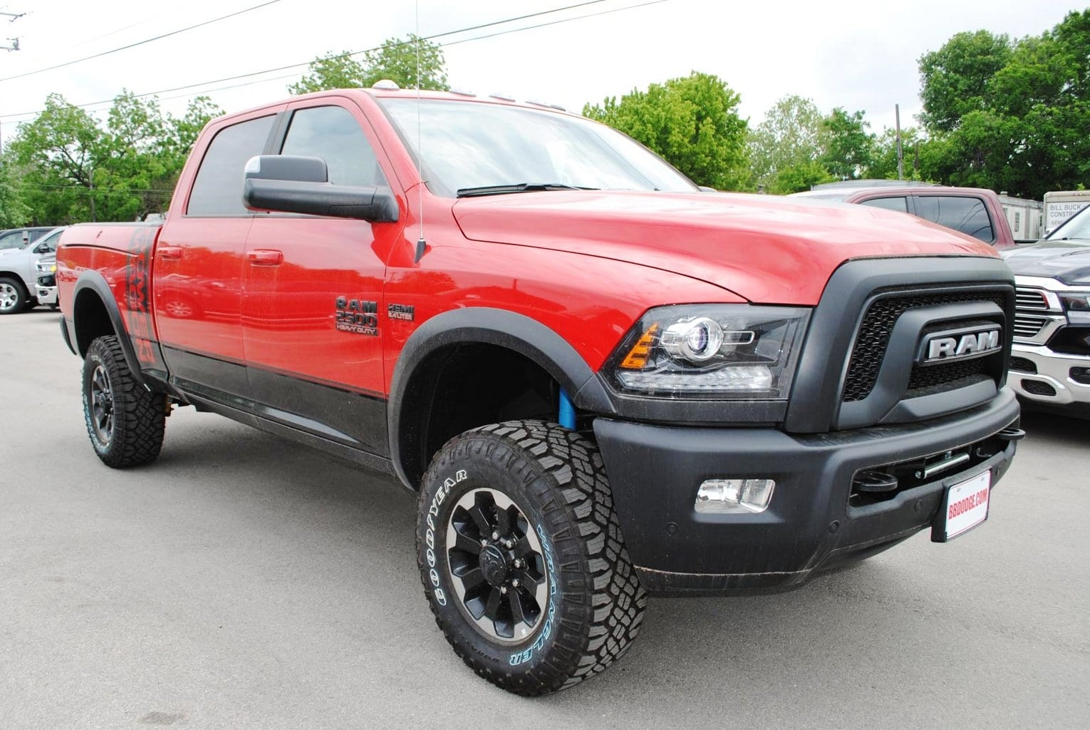2018 Ram 2500 Crew Cab 4x4,  Pickup #TG217825 - photo 5