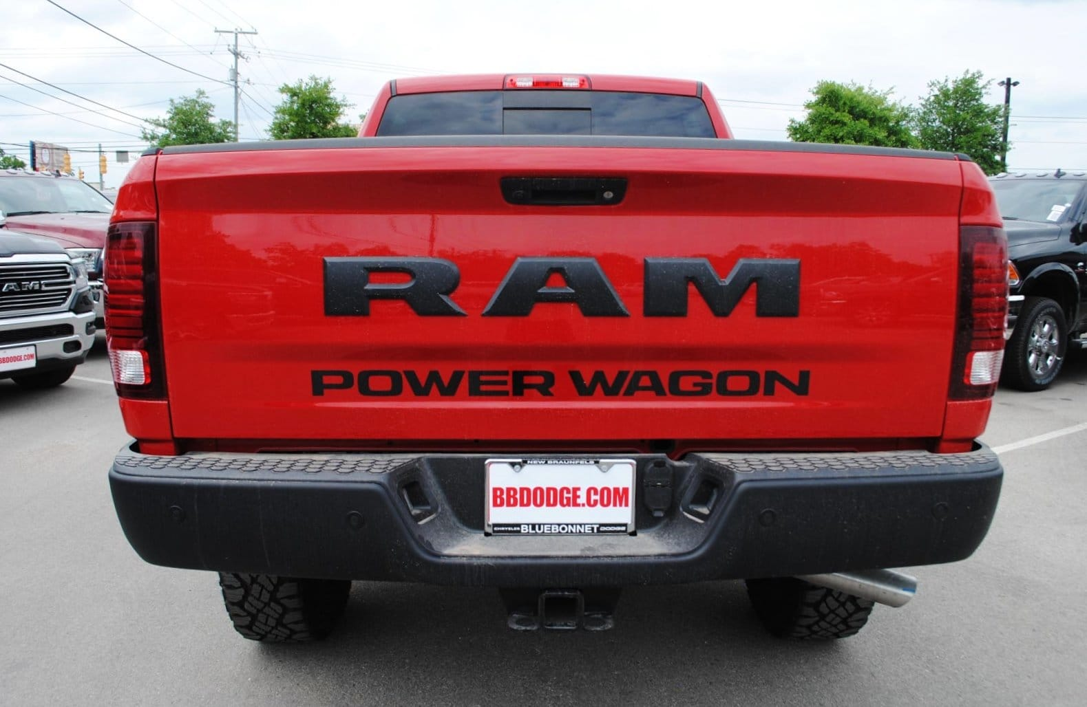 2018 Ram 2500 Crew Cab 4x4,  Pickup #TG217825 - photo 12