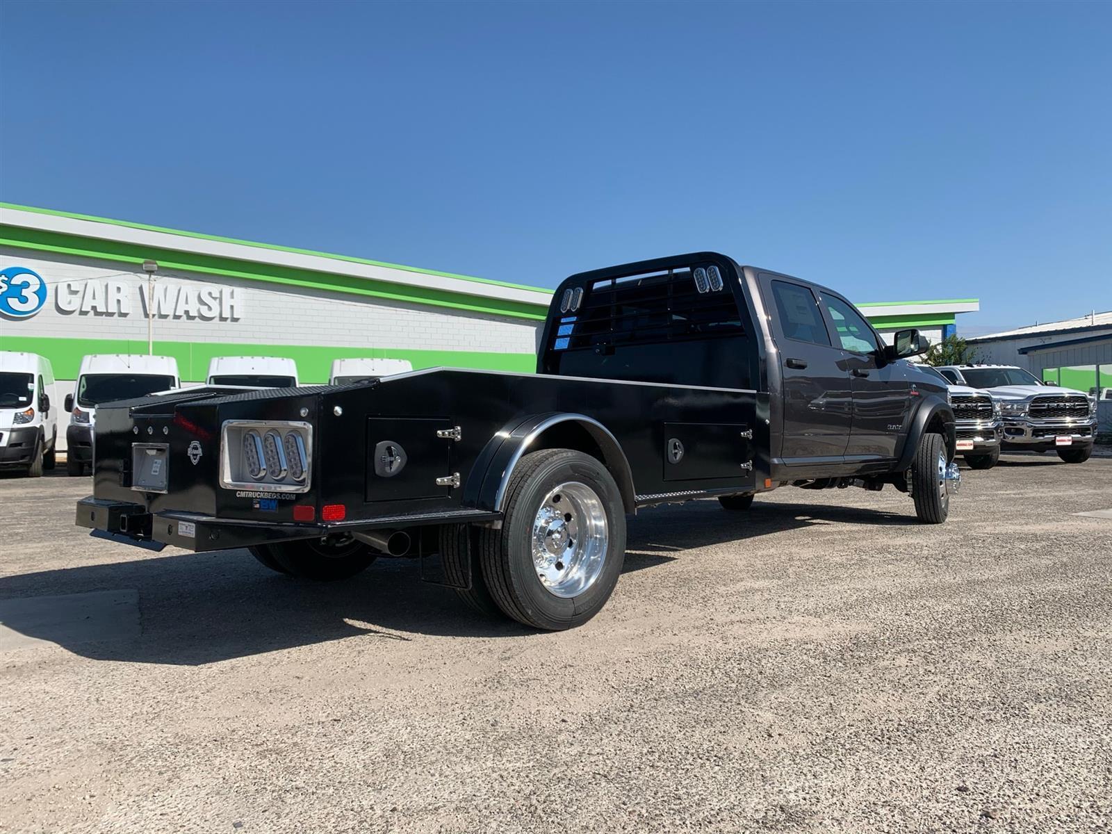2020 Ram 5500 Crew Cab DRW 4x2, CM Truck Beds Hauler Body #TG242297 - photo 1