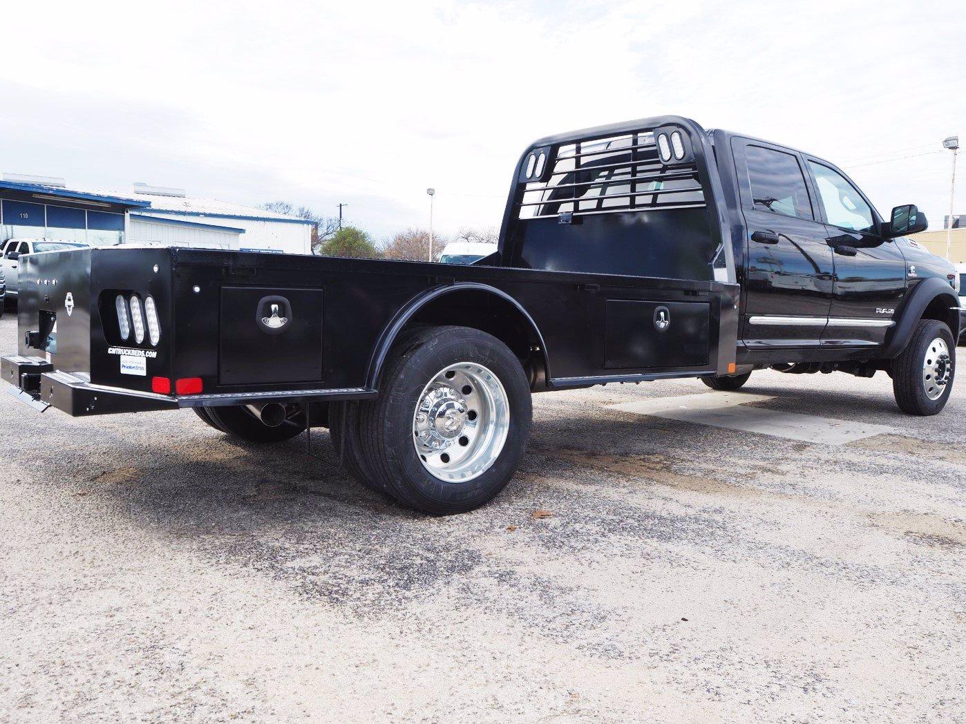 2020 Ram 5500 Crew Cab DRW 4x2, CM Truck Beds Platform Body #TG246319 - photo 1